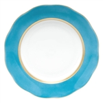 Herend Turquoise Dessert Plate