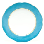 Herend Turquoise Service Plate