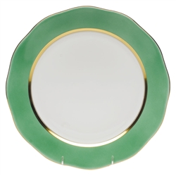 Herend China Mint Charger Plate