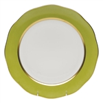 Herend China Olive Charger Plate