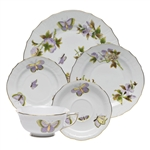 Herend China Royal Garden Five Piece Place Setting