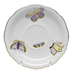 Herend China Royal Garden Tea Saucer