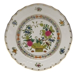 Herend Indian Basket Bread & Butter Plate