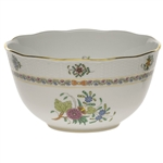 Herend Windsor Garden Round Serving Bowl