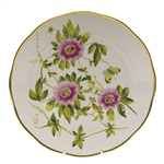 Herend American Wildflowers Passion Flower Dinner Plate