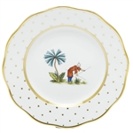 Herend China Asian Garden Salad Plate Motif 6