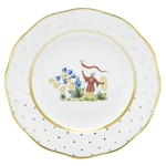 Herend China Asian Garden Dessert Plate Motif 4