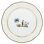 Herend China Asian Garden Dinner Plate Motif 2