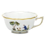 Herend China Asian Garden Tea Cup Motif 3