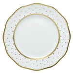 Herend China Connect the Dots Dessert Plate