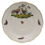 Herend Chanticleer Tea Saucer Motif #1