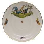Herend Chanticleer Tea Saucer Motif #4