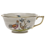 Herend Chanticleer Tea Cup Motif #1