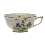 Herend Chanticleer Tea Cup Motif #3