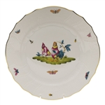 Herend Chanticleer Dinner Plate Motif #2