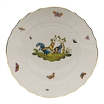 Herend Chanticleer Dinner Plate Motif #4