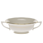 Herend Golden Edge Cream Soup Cup