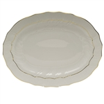 Herend Golden Edge Platter