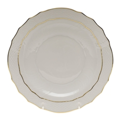 Herend Golden Edge Salad Plate