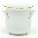 Herend Golden Edge Mini Handle Cachepot