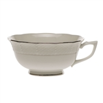 Herend Platinum Edge Tea Cup