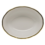 Herend Gwendolyn Oval Vegetable Dish