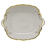 Herend Gwendolyn Square Cake Plate