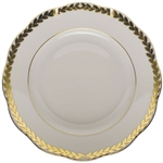 Herend Golden Laurel Bread And Butter Plate