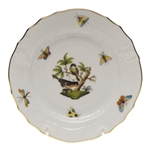 Herend Rothschild Bird Bread & Butter Plate Motif #2