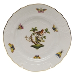 Herend Rothschild Bird Bread & Butter Plate Motif #3