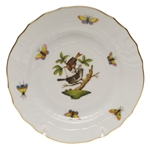 Herend Rothschild Bird Bread & Butter Plate Motif #4
