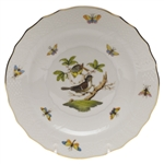 Herend Rothschild Bird Salad Plate Motif #1