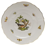 Herend Rothschild Bird Salad Plate Motif #2