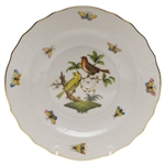 Herend Rothschild Bird Salad Plate Motif #6