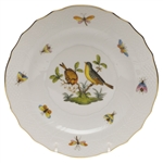 Herend Rothschild Bird Salad Plate Motif #7