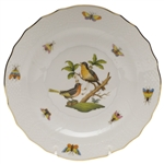 Herend Rothschild Bird Salad Plate Motif #8