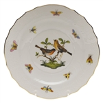 Herend Rothschild Bird Salad Plate Motif #9