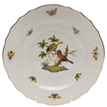 Herend Rothschild Bird Salad Plate Motif #10