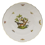 Herend Rothschild Bird Dinner Plate Motif #2