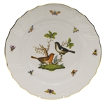 Herend Rothschild Bird Dinner Plate Motif #5