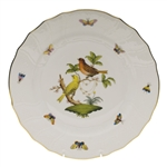 Herend Rothschild Bird Dinner Plate Motif #6