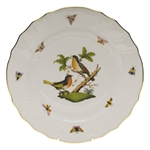 Herend Rothschild Bird Dinner Plate Motif #8
