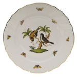 Herend Rothschild Bird Dinner Plate Motif #12