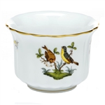 Herend Rothschild Bird Mini Cachepot