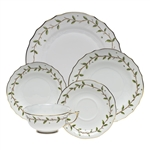 Herend Rothschild Garden Five Piece Place Setting
