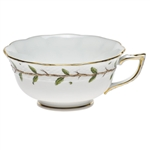 Herend Rothschild Garden Tea Cup