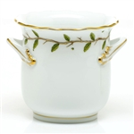 Herend Rothschild Garden Mini Cachepot with Handles
