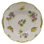 Herend Queen Victoria Rim Soup Plate