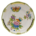 Herend Queen Victoria Tea Saucer