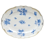 Herend Fortuna Blue Platter